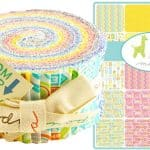 From Bump to Baby Moda Jelly Roll-0