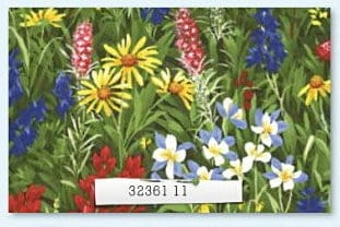 Wildflowers IV - 32361 11-0