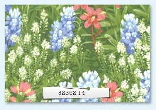 Wildflowers IV - 32362 14-0
