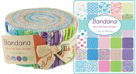 Bandana Moda Jelly Roll-0