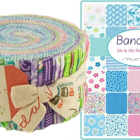 Bandana Moda Jelly Roll-0