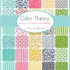 Color Theory Moda Jelly Roll-17166