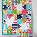 Color Theory Quilt Kit + Aurifil Thread Set-0