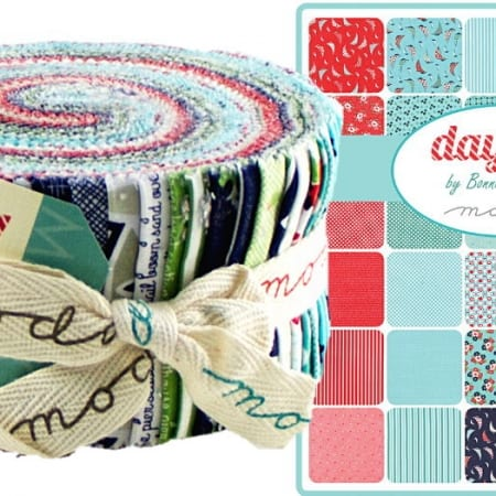 Daysail Moda Jelly Roll-0