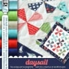 Daysail Quilt Kit + Aurifil Thread Set-17204