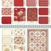"Etchings 2.5"" Charm Pack -17412"