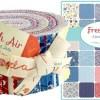 Fresh Air Moda Jelly Roll-0