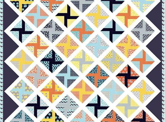 Mixologie Quilt Kit-0