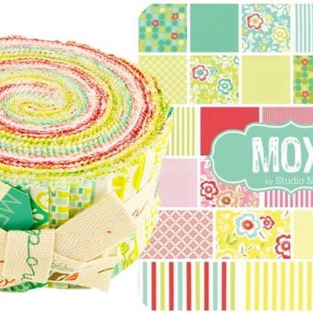 Moxi Moda Jelly Roll-0