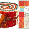 Sweet Life Batiks Moda Jelly Roll-0