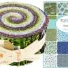 Wildflowers VII Moda Jelly Roll-0