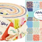 Aloha Girl Moda Jelly Roll-0