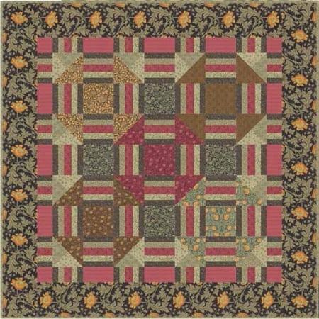Best of Morris Quilt Pattern-0