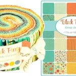 Block Party Moda Jelly Roll-0