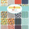 Garden Project Moda Jelly Roll-17476