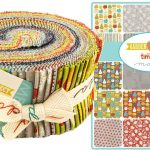 Garden Project Moda Jelly Roll-0