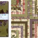 "Lilac Hill 2.5"" x 5"" Charm Pack -0"