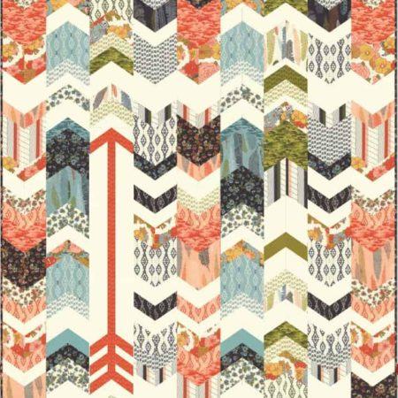 Nomad Quilt Pattern-0