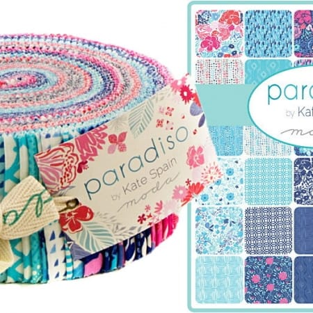 Paradiso Moda Jelly Roll-0