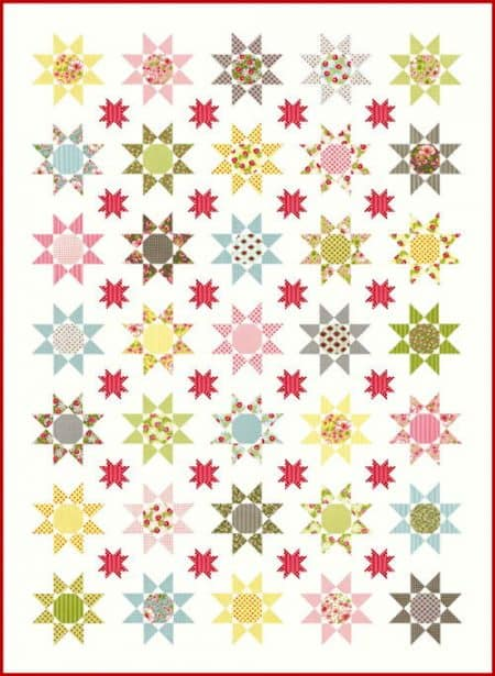 Ambleside Quilt Kit-0