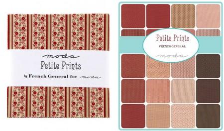 "Petite Prints 5"" Charm Pack-0"