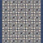 Union Blues Quilt Kit-0