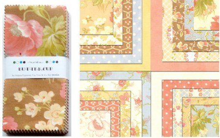 "Buttercup 2.5"" x 5"" Charm Pack -0"
