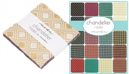 """Chandelier 5"""" Charm Pack-0"""