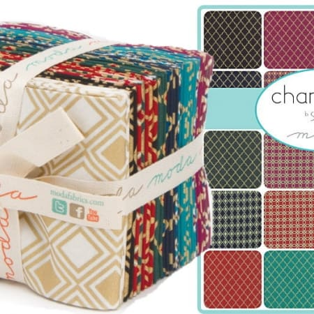 Chandelier Fat Quarter Bundle-0