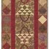 Collection Mill Book 1892 Table Runner Quilt Kit-0