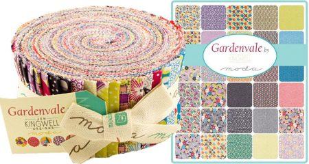 Gardenvale Moda Jelly Roll-0