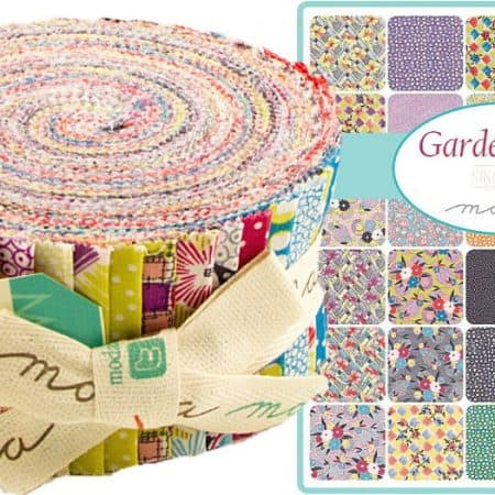 Gardenvale Moda Jelly Roll-0