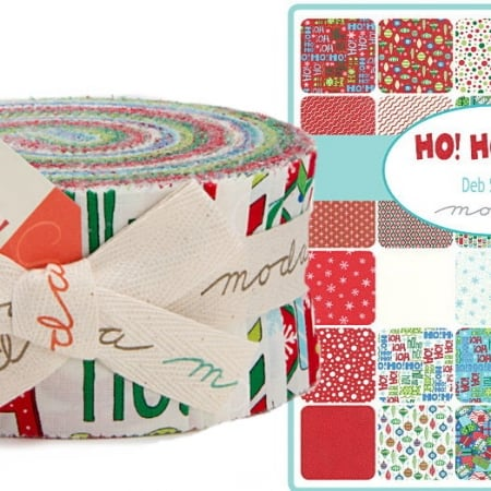 Ho Ho Ho Moda Jelly Roll-0
