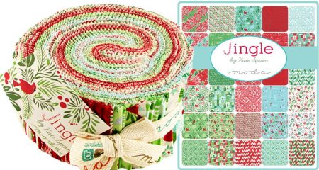 Jingle Moda Jelly Roll-0