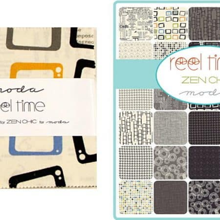 """Reel Time 5"""" Charm Pack-0"""