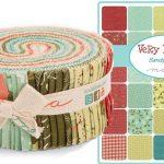 Very Merry Moda Jelly Roll-0