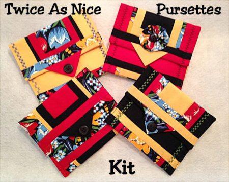 Twice As Nice Pursettes Kit-0