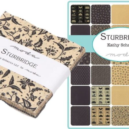 "Sturbridge 5"" Charm Pack-0"