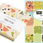 "Tiki Tok 5"" Charm Pack-0"