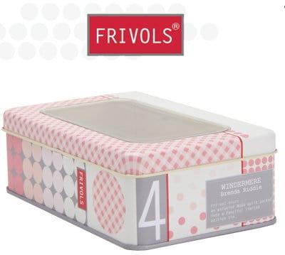 Moda Frivol Tin #4-0