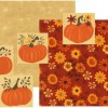 FALL BEAUTY Table Topper / Wallhanging Quilt KIT-18249