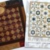 Flannel Creams FQ Bundle + BONUS: 2 Quilt Patterns-18180