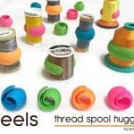 Thread Spool Huggers PEELS-0