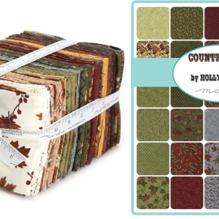 Country Road Fat Quarter Bundle-0