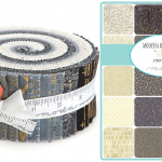 Modern Backgrounds - Luster / Moda Jelly Roll-0