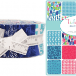 Tide Pool Moda Jelly Roll-0
