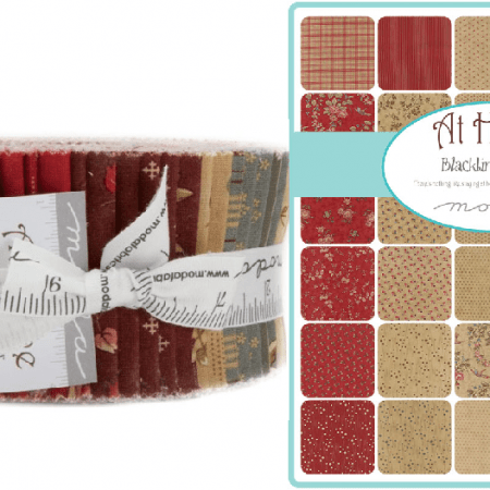 At Home Moda Jelly Roll-0