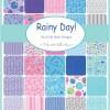 Rainy Day Moda Jelly Roll-18390
