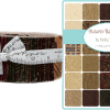 Autumn Reflections Moda Jelly Roll-0