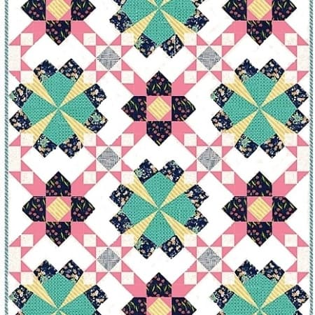 Tuppence Quilt Kit-0